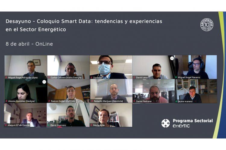Desayuno Smart Data - enerTIC