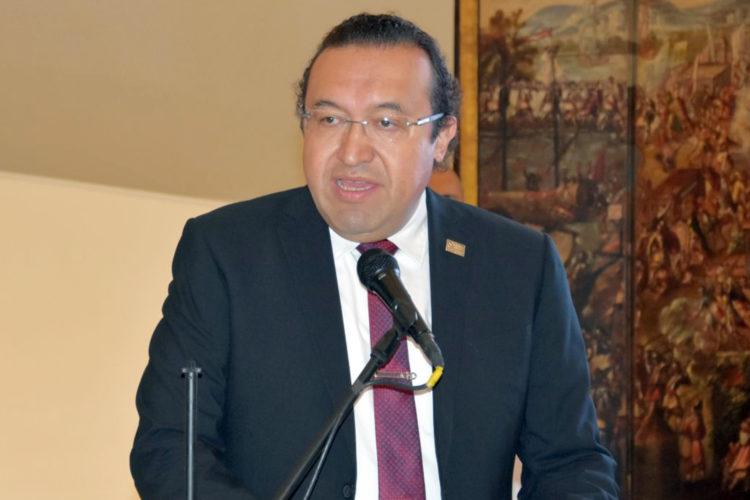 Armando Zúñiga Salinas presidente de Coparmex CDMX