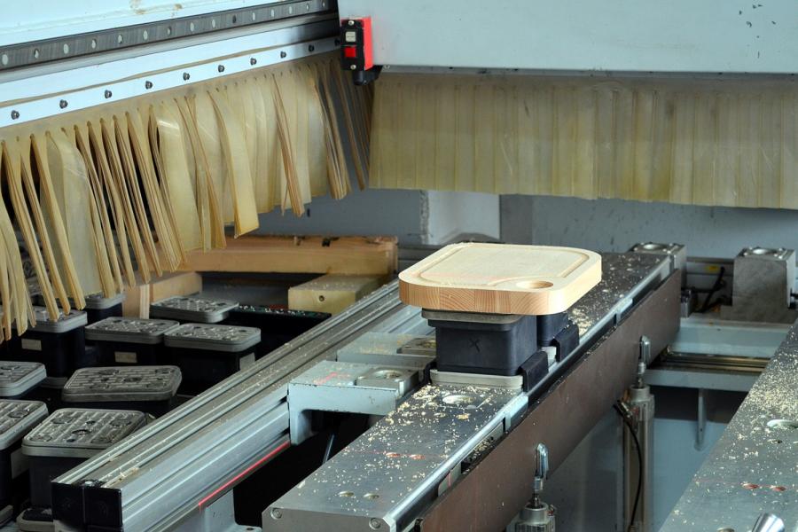 Riesgos ergonómicos en la industria de la madera.