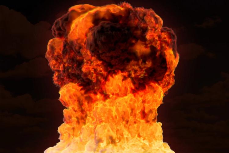 Explosión. Marcado EX.