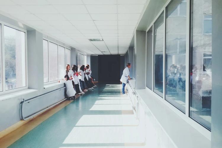 Plan de emergencia en hospitales.
