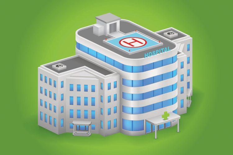 Incendios en hospitales.