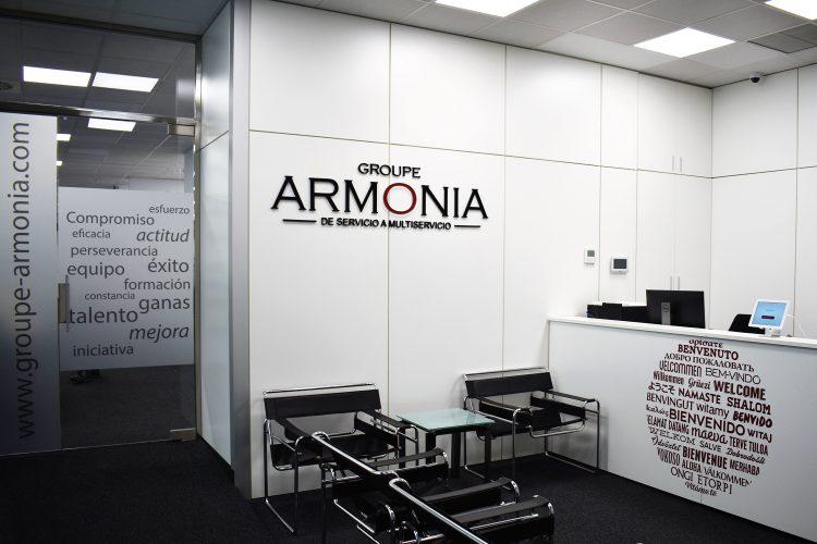 Grupo Armonia. Alérgenos de ácaros.