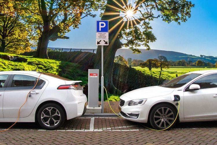 Vehículos eléctricos.