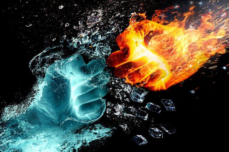 Riesgo térmico y la protección de las manos