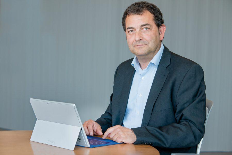 Josep María Verdejo. PRL en Suez Spain.