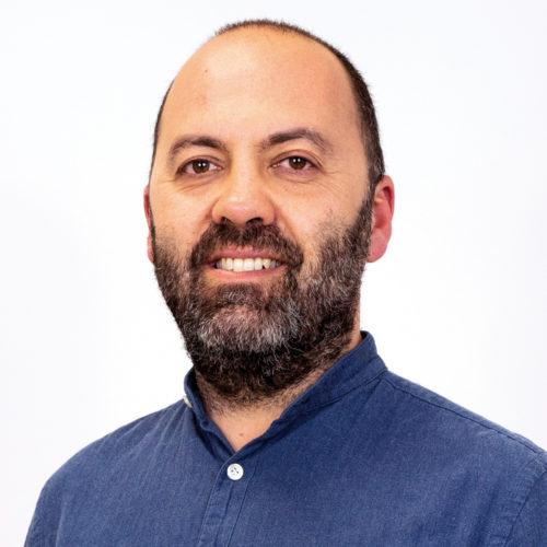 David González Oyón.