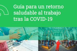 guía retorno saludable covid-19