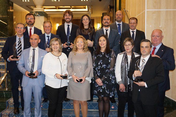 VI Edición de los Premios Seguridad y Salud Laboral.