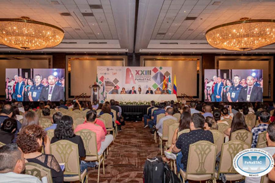 XXIII Congreso Nacional de Salud en el Trabajo.