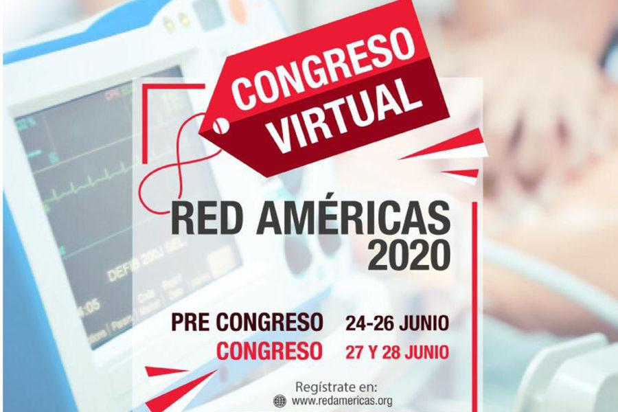 RED Américas 2020.