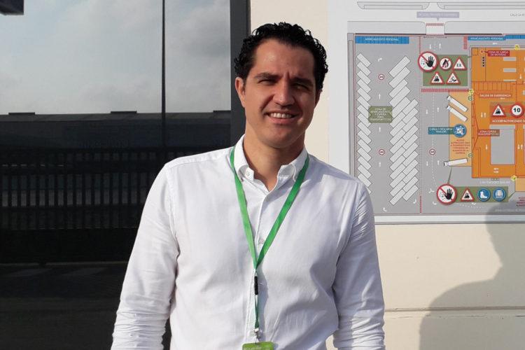 Daniel Medina Barrio, Área de Seguridad en el Trabajo de SiH.