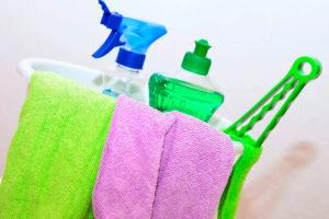 desinfeccion e higiene covid19