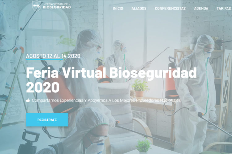 Feria Virtual de Bioseguridad