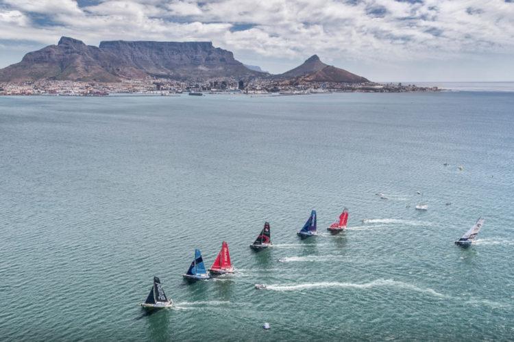 The Ocean Race.