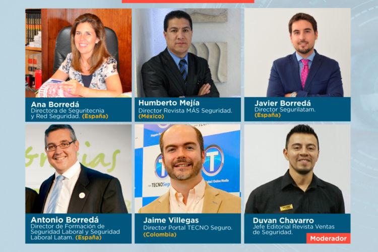 Cumbre de Directores de Medios Especializados en seguridad Colombia