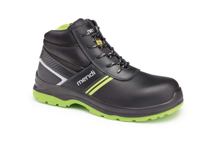 Calzado de seguridad ligero y resistente de Mendi