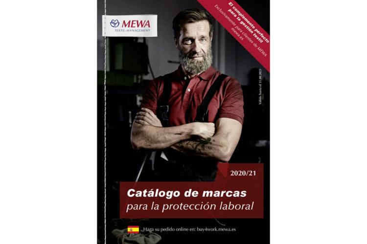 Catálogo de MEWA.