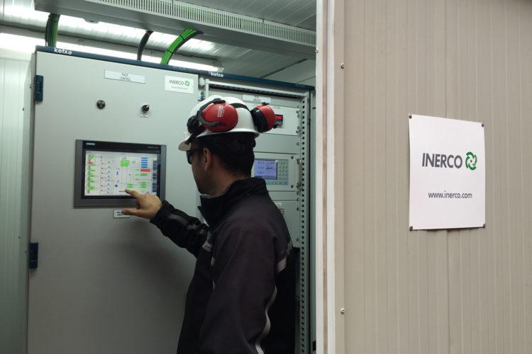 Tecnología de control de emisiones en continuo.