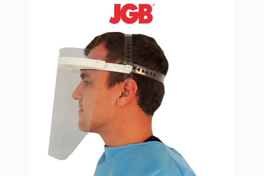 Protector facial JGB
