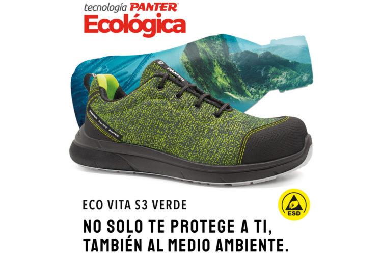 Calzado de seguridad sostenible Panter