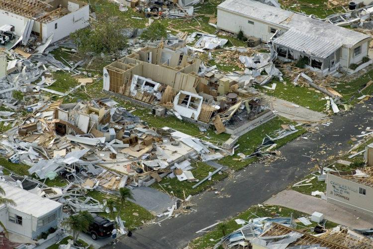 Reducción de riesgo de desastres.