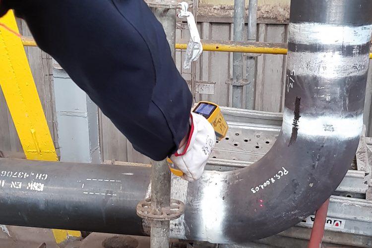 Limpieza por soplado con vapor