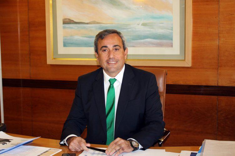 Carlos Javier Santos García, director general Ibermutua.