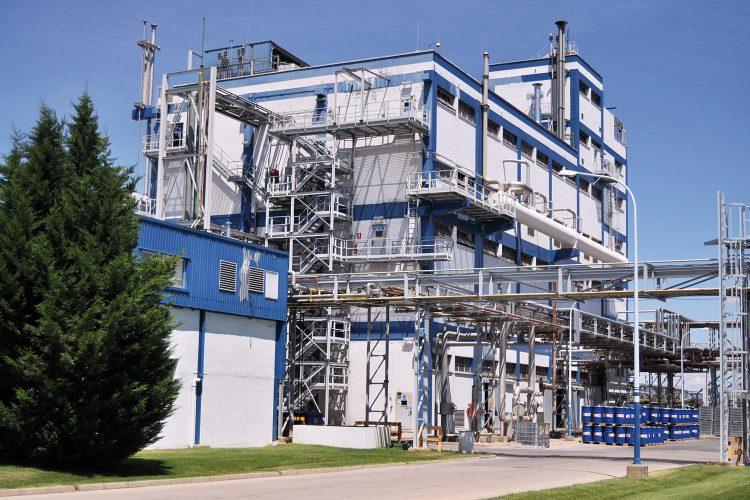 prevención riesgos laborales industria química