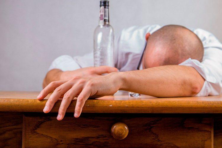 alcohol y drogas