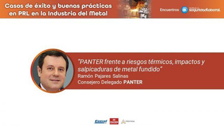 Ramón Pajares. Panter. FSL Metal 2021