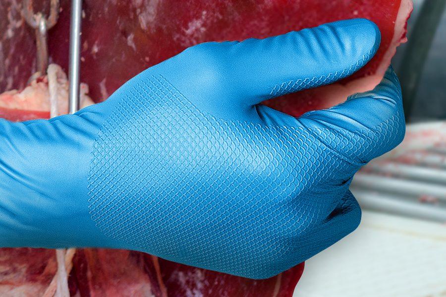 guantes carne