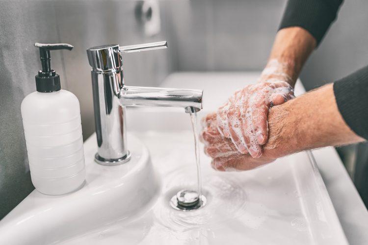 higiene manos