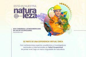 XVII Congreso Latinoamericano de Salud Ocupacional de Costa Rica