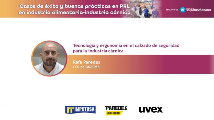 Rafa Paredes, CEO de Paredes.