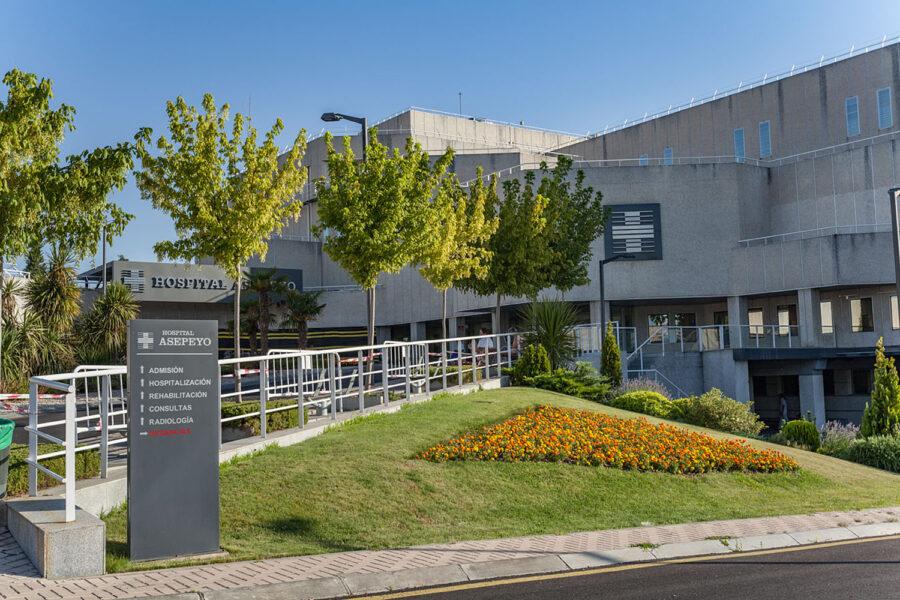 Hospital-Coslada