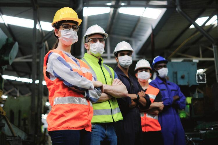 seguridad trabajo