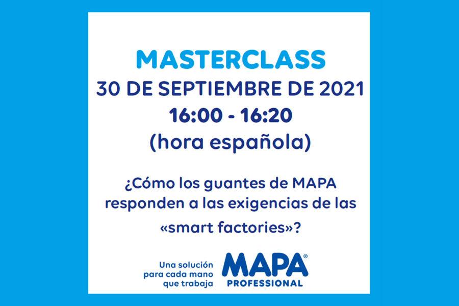 Masterclass Mapa.